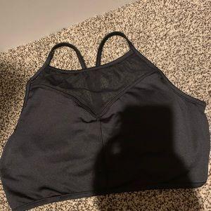 5/$25 🍍 black mesh sports bra